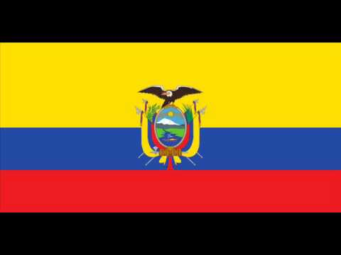 Himno Nacional del Ecuador (versin cantada oficial)