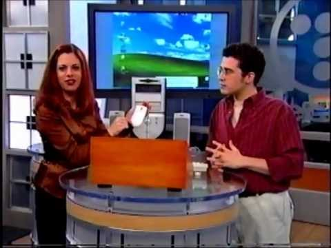 TechTV Computer Basics with Chris Pirillo and Kate Botello