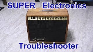 Super Electronics Troubleshooter- Working On Hybrid Technology And Not Destroying It