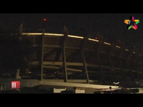 El Fantasma Del Estadio Azteca video