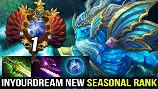 inYourdreaM Morphling Top 1 SEA New Seasonal Rank