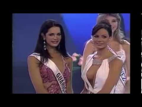 Momento que Monica Spear ex Miss Venezuela Gana Corona [Asesinan Muerte]