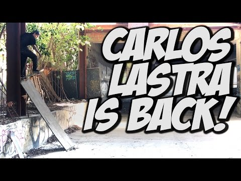 CARLOS LASTRA IS BACK !!! - A DAY WITH NKA -