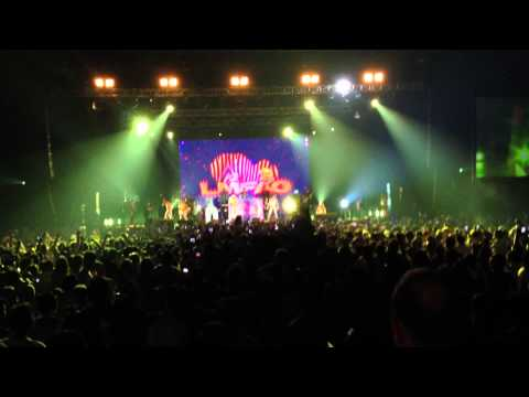 LMFAO – Sexi And I Know It live @ Together Festival 2012 Bangkok