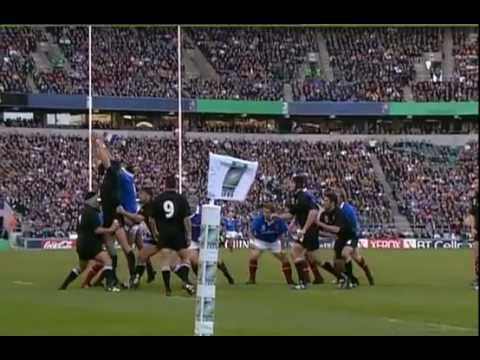 France vs New Zealand 1999 Rugby World Cup Semi-final