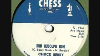 Chuck Berry Run Rudolph Run 1958