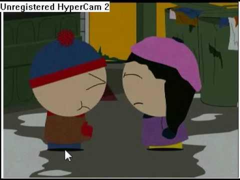 Stan x Wendy Stan is Vomited on Wendy