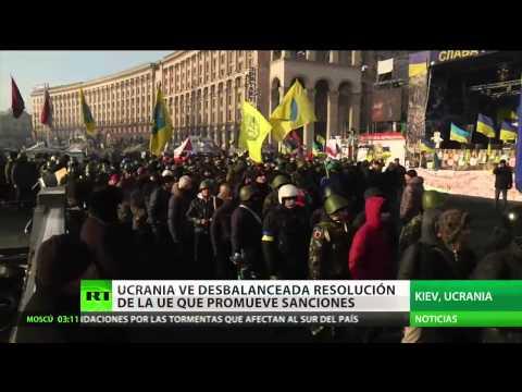Interceptan una supuesta conversación de políticos de EE.UU. sobre el futuro de Ucrania