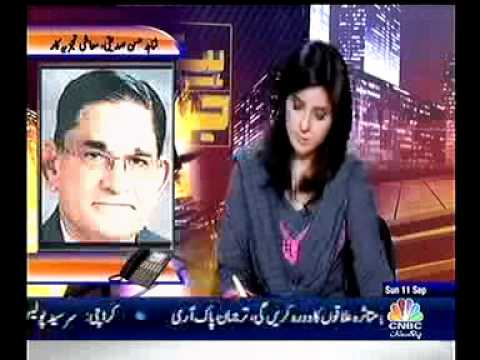 Fakhar kakakhel  bureau chief Aaj news peshawar (CNBC PROGRAM 9/11) .mp4