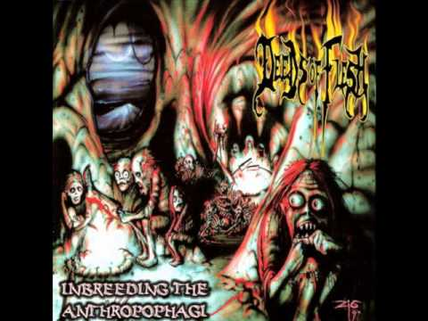 Deeds Of Flesh - Fly Shrine