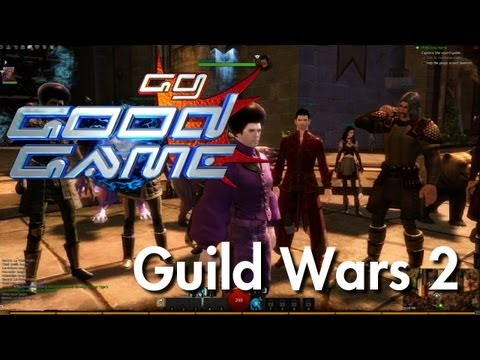 Good Game Review - Guild Wars 2 - TX: 11/09/12