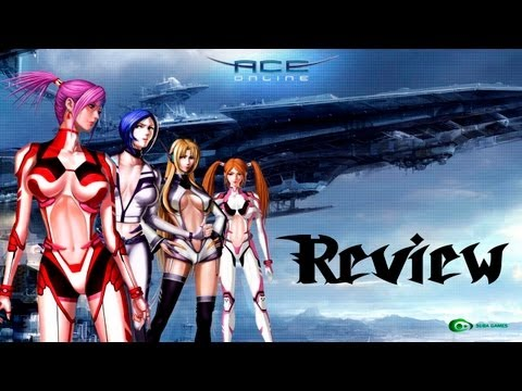 [MMO/NAVE]ACE Online-GamerReview