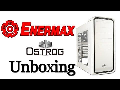Enermax Ostrog White Unboxing ECA3250 Series German