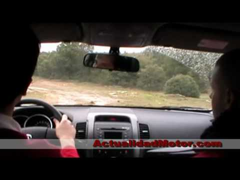 Kia Sorento test 4x2 Mud off road