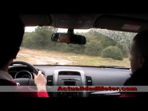 Kia Sorento test 4x2 Mud off road