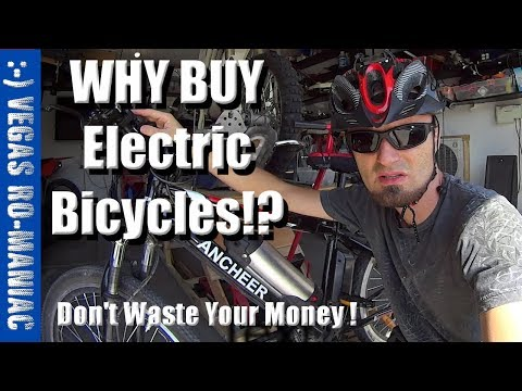 Don't buy a $4000 Electric E-BIKE before you watch this video !