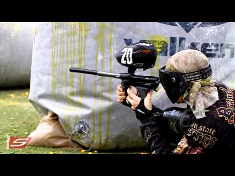 2013 Houston Heat vs Los Angeles Ironmen vs San Diego Pirates (D1) - RAW Paintball Scrimmage