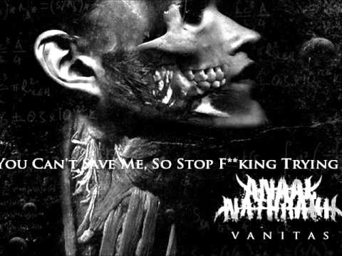 Anaal Nathrakh - You Cant Save Me So Stop Fucking Trying