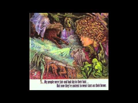 T. Rex - My People Were Fair And Wore Flowers In Their Hair (album)
