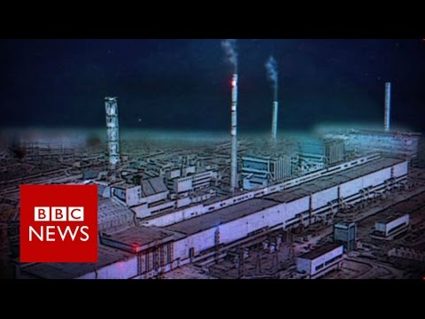 Chernobyl: What happened 30 years ago? BBC News