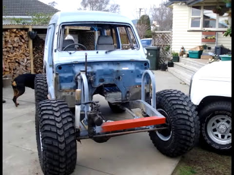 SUZUKI SAMURAI BUILD, OFF ROAD TRUCK