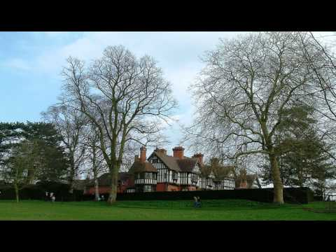 Wightwick Manor and Gardens Great Barr Birmingham West Midlands