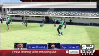 PCB Announce Pak Cricket ODI Team Against England Series 2016 - Neo News