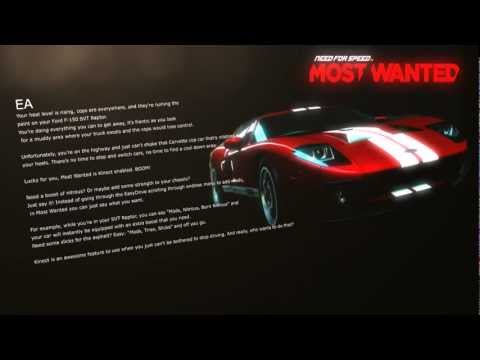Need for speed most wanted 2 Criterion games 2012 car reviews