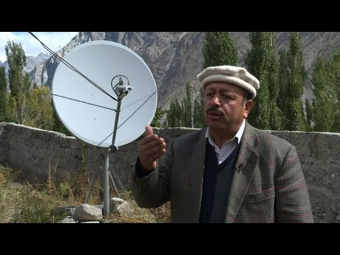 Potato to web: Internet outsourcing in northern Pakistan