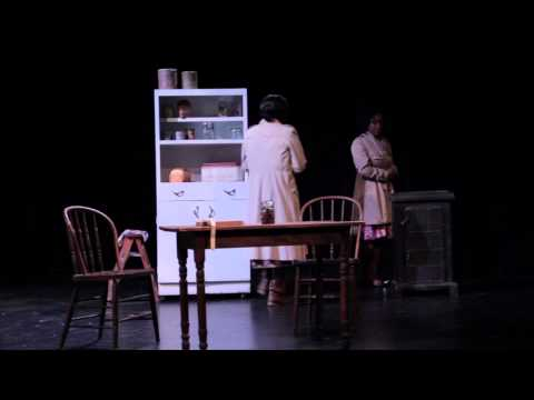 an analysis of the intrigue and murder in the trifles a play by susan glaspell In the play trifles by susan glaspell, there are five characters, three men and two women they are in a house where the murder of mr wright took place the day before.