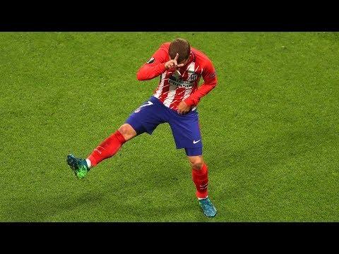 Смешные танцы в Футболе 2019
