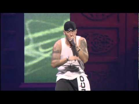 Eminem Mockingbird, Just Lose It Live New York City