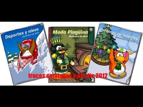 Club Penguin Trucos De Catalogos y Pin Dic 2012