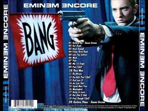 Eminem - Puke Without Intro video