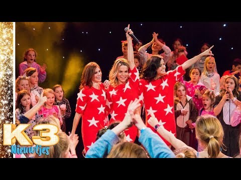 Pyjamaparty Show met K3! (VTMKIDS)
