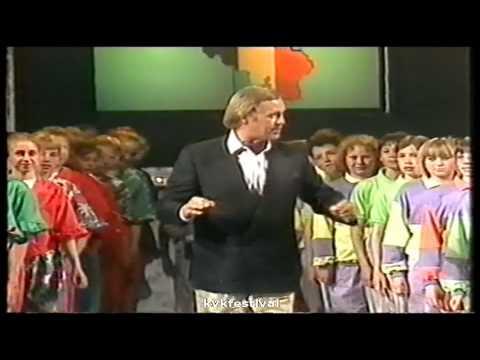Kinderen voor Kinderen Festival 1990 - Ha ha, Ho ho (Vip-liedje)
