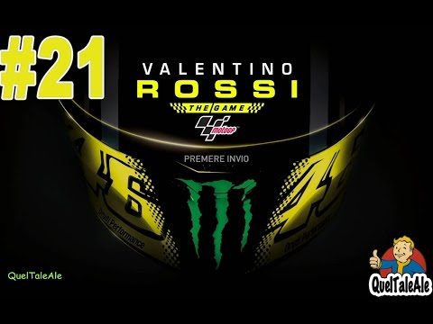 Valentino Rossi The Game - Gameplay ITA - Carriera#21 - Assen - Pino kamikaze