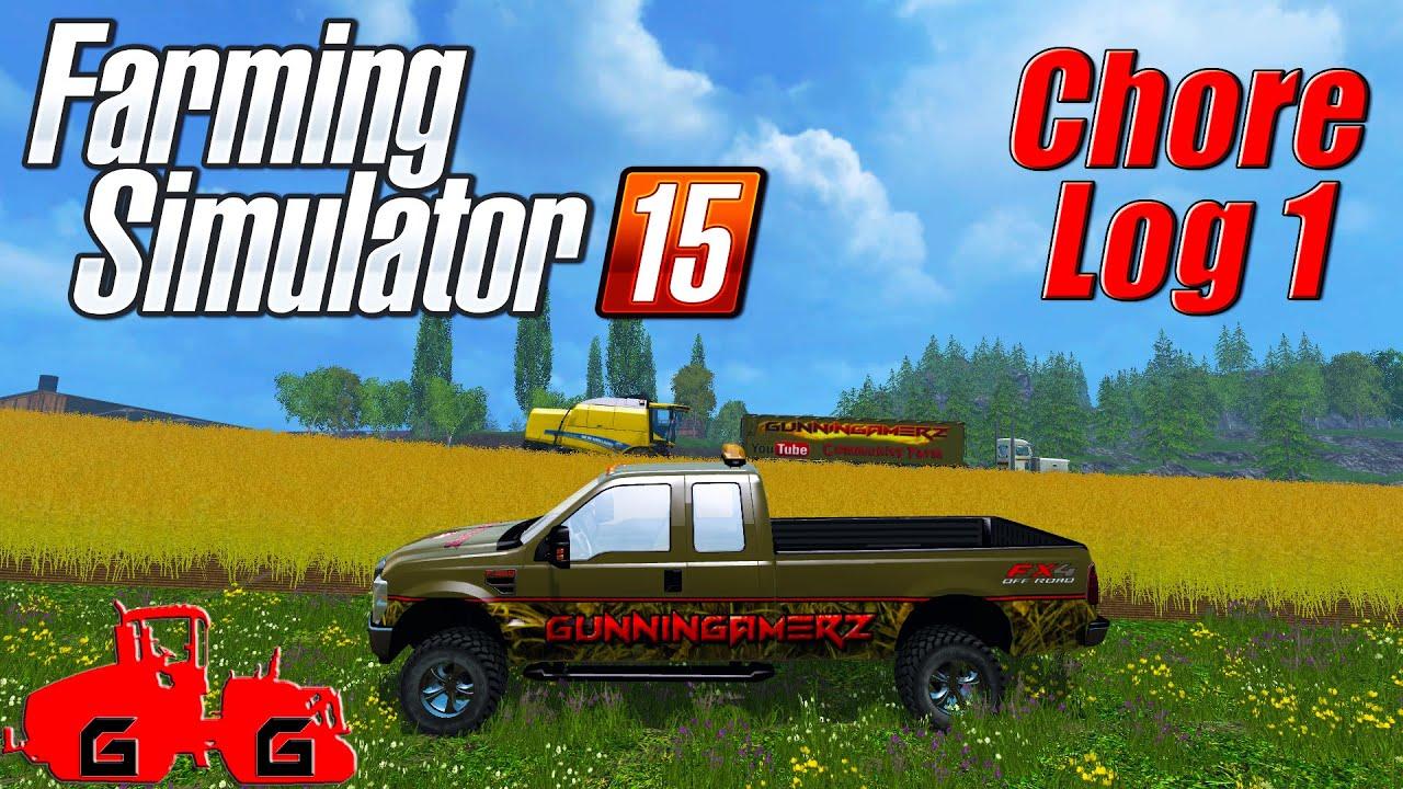 Farming Simulator 15 Farm Farming Simulator 15 Chore