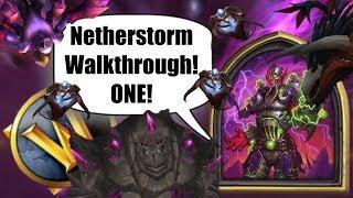 World of Warcraft - Netherstorm Walkthrough Episode 1 (Destruction Warlock)