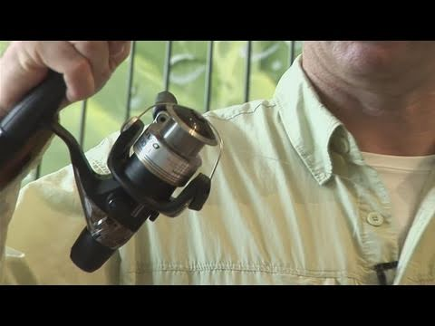 How To Knot Fishing Lines To A Reel