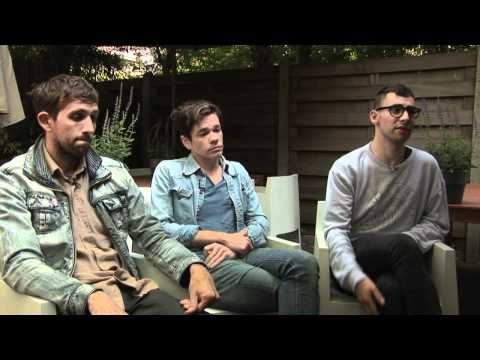 Fun interview - Nate Ruess, Jack Antonoff and Andrew Dost (part 4)