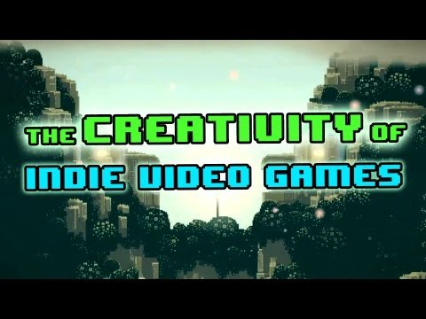 The Creativity of Indie Video Games | Off Book | PBS
