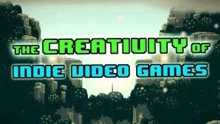 The Creativity of Indie Video Games   Off Book   PBS Digital Studios