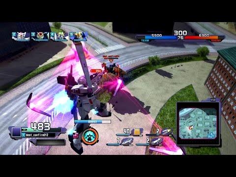 【PS4/PS3】『ガンダムバトルオペレーションNEXT』MS紹介動画~νガンダム編~が公開