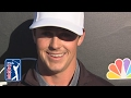 Cody Gribble comments on gator encounter at Arnold Palmer