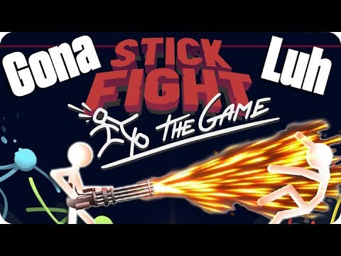 ¡GONA VS LUH! | STICK FIGHT THE GAME
