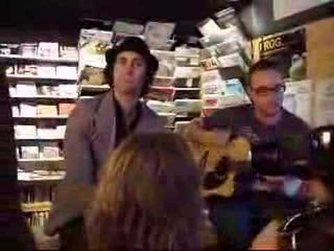 maximo park - the night i lost my head (acoustic)