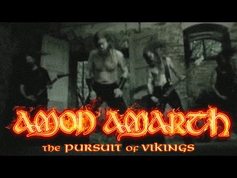 Amon Amarth - In Pursuit Of The Vikings