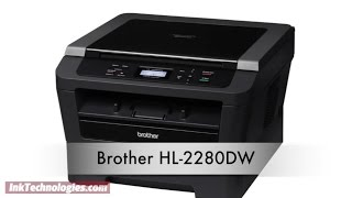 Brother HL 2280DW Instructional Video