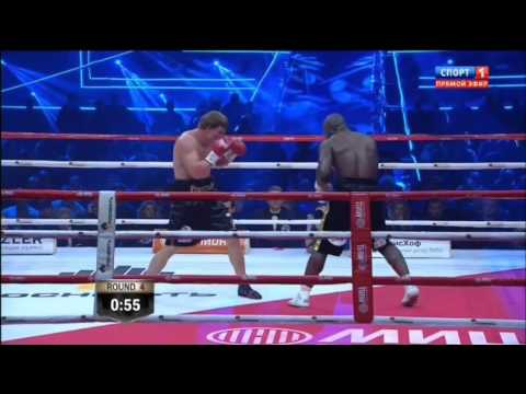 Alexander Povetkin vs Carlos Takam heavyweight fight of the year 2014 HIGHLIGHTS на tubethe.com
